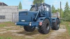 Кировец К-700А улучшено поведение при вождении для Farming Simulator 2017