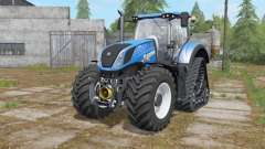New Holland T7.290 Rowtrac для Farming Simulator 2017