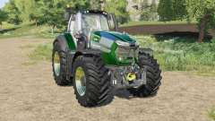 Deutz-Fahr Serie 9 TTV Agrotron 3-color для Farming Simulator 2017