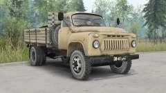ГАЗ-52 и 53 для Spin Tires