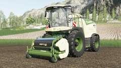 Krone BiG X 1180 Agravis Logo для Farming Simulator 2017