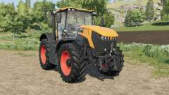JCB Fastrac 8000 для Farming Simulator 2017