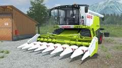 Claas Lexion 700 для Farming Simulator 2013