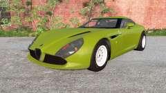 Alfa Romeo TZ3 Stradale 2011 для BeamNG Drive