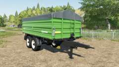 Farmtech TDK 1600 choice color для Farming Simulator 2017