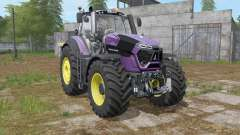 Deutz-Fahr Serie 9 TTV Agrotron with new sound для Farming Simulator 2017