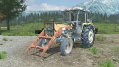 Ursus C-355 old with frontloader для Farming Simulator 2013