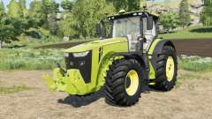 John Deere 8R-series rear-view camera для Farming Simulator 2017