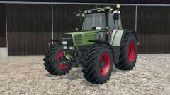 Fendt Favorit 515C Turbomatik with FL console для Farming Simulator 2015