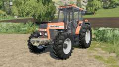 Ursus 1634 with other tires to choose для Farming Simulator 2017