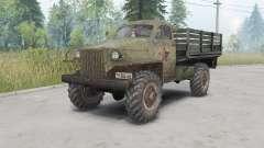 ГАЗ-63 1943 для Spin Tires