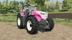 Fendt 1000 Vario license plate для Farming Simulator 2017
