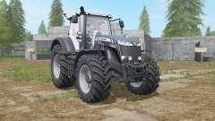 Massey Ferguson 8700 Black Beauty Edition для Farming Simulator 2017
