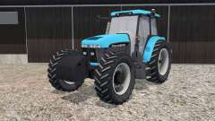 New Holland 8970 vivid sky blue для Farming Simulator 2015