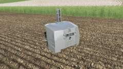 AGCO weight 5000 kg. для Farming Simulator 2017