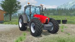 Same Explorer³ 105 handbrake для Farming Simulator 2013