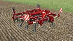 Kuhn Cultimer L 300 metallic для Farming Simulator 2017