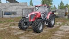 Zetor Crystal 160 choice color rims для Farming Simulator 2017
