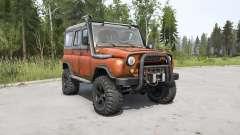 УАЗ-31514 для MudRunner