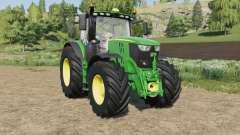 John Deere 6R-series pack для Farming Simulator 2017