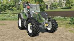 Fendt 700 Vario Bos для Farming Simulator 2017
