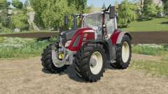 Fendt 700 Vario swing axle improved для Farming Simulator 2017