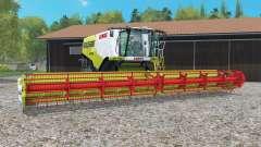 Claas Lexion 780 la rioja для Farming Simulator 2015