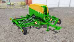 Amazone Cayena 6001 equipped with fertilizer для Farming Simulator 2013