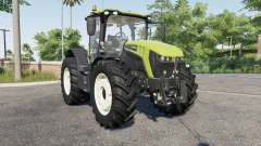 JCB Fastrac 4220 brand new physics для Farming Simulator 2017
