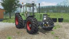 Fendt Favorit 615 LSA Turbomatik E для Farming Simulator 2013