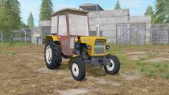 Ursus C-330 goldenrod для Farming Simulator 2017