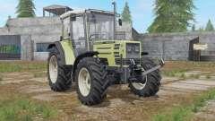 Hurlimann H-488 Turbo more exhaust smoke для Farming Simulator 2017