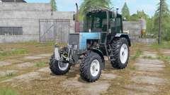 МТЗ-1025 с фронтальной трёхточечной сцепкой для Farming Simulator 2017
