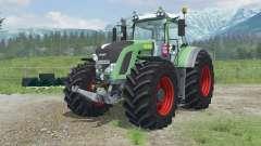 Fendt 939 Vario real light для Farming Simulator 2013