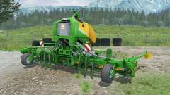 Amazone EDX 6000-2C fertilizer tank для Farming Simulator 2013