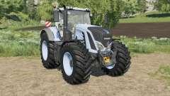Fendt 900 Vario warning signs with lighting для Farming Simulator 2017