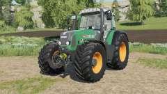 Fendt 800 Vario TMS rim color support для Farming Simulator 2017