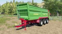 Strautmann PS 3401 increased working width для Farming Simulator 2017