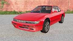 Nissan Silvia (S13) для BeamNG Drive