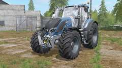 Valtra T-series interactive control для Farming Simulator 2017