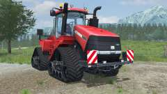 Case IH Steiger 600 Quadtrac light brilliant red для Farming Simulator 2013