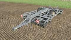 Kuhn Performer 4000 multicolor для Farming Simulator 2017