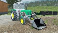 Ursus C-4011 with front loader для Farming Simulator 2013