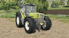Fendt Favorit 500 C Turboshift optimized для Farming Simulator 2017