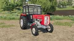 Ursus C-360 electric crimson для Farming Simulator 2017