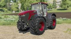 JCB Fastrac 8000 BiTurbo для Farming Simulator 2017