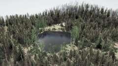 Forest Hills для MudRunner