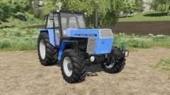 Zetor Crystal 12045 dodger blue для Farming Simulator 2017