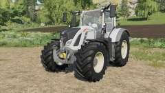 Fendt 700 Vario extended wheel configuration для Farming Simulator 2017