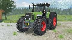 Fendt 820 Vario TMS various animations для Farming Simulator 2013